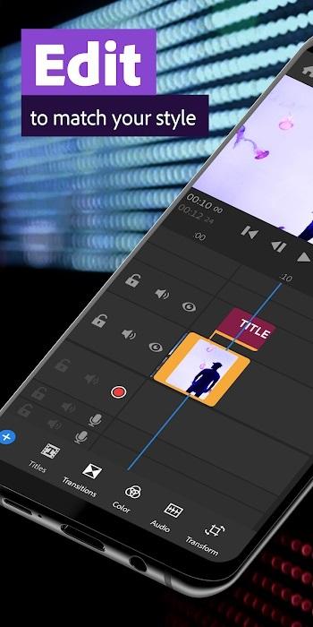 Adobe Premiere Rush 3